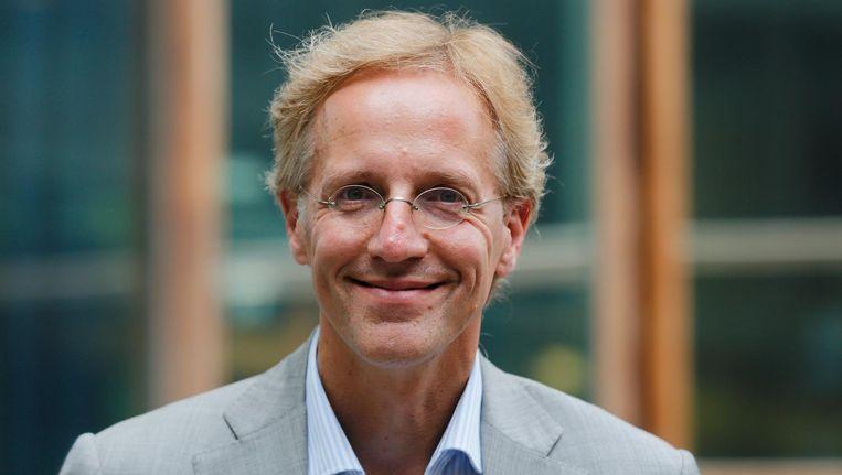 Robbert Dijkgraaf: 'Dat miljard voor de wetenschap maakt andere agenda's goedkoper want effectiever.' Beeld anp