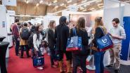 """Universiteit Antwerpen organiseert jobbeurs: """"Dit jaar kunnen studenten hun cv uploaden op een badge"""""""