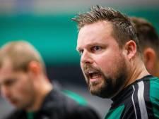 Trainer Christian Lucas ziet af van functie bij KV Apeldoorn