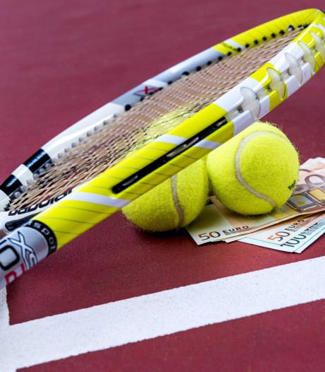 Duitse tennisser geschorst voor gokken