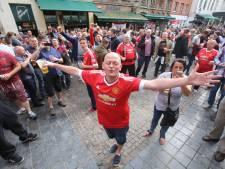 Supporters Manchester United krijgen groen licht voor optocht door centrum richting Jan Breydel