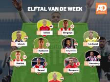 Willem II domineert Elftal van de Week na stunt in Amsterdam