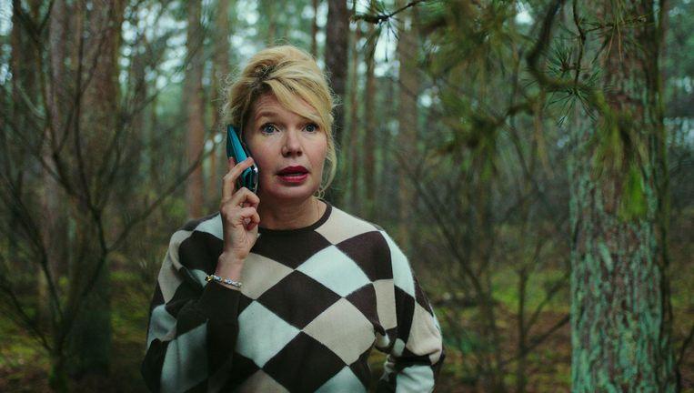 Tjitske Reidinga als Doris: 'Dit is zo niet wat ik me er allemaal van had voorgesteld' Beeld -
