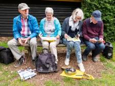 Geocaching: moderne schatzoekers op de Maashorst