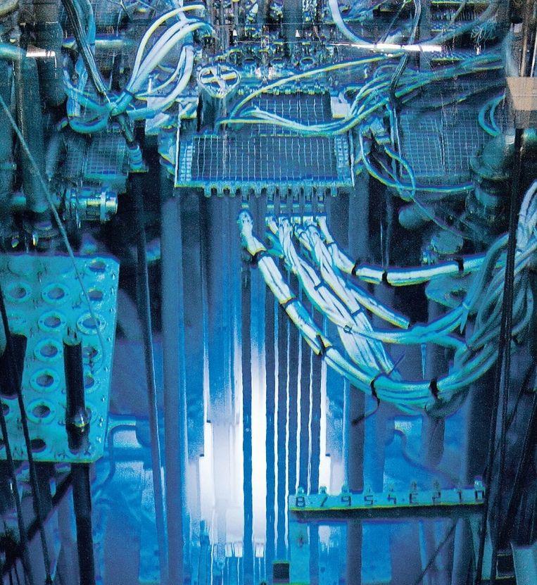 Hoge Flux Reactor in Petten . © Rob Huibers Beeld