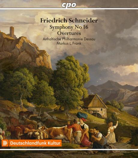 Onbekende orkestmuziek met een Rossini-achtige flair