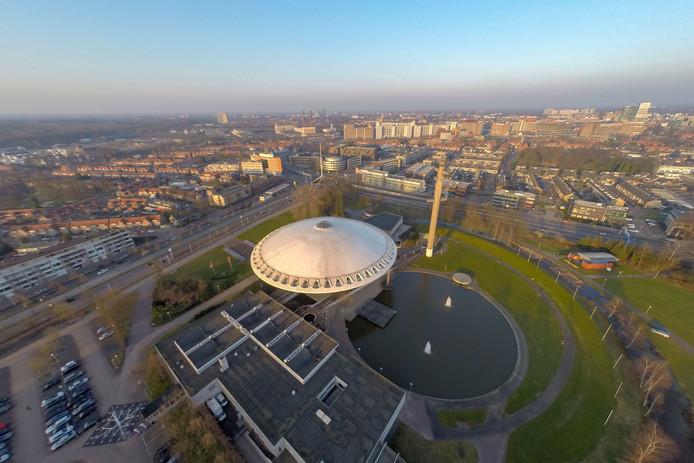 Evoluon in Eindhoven