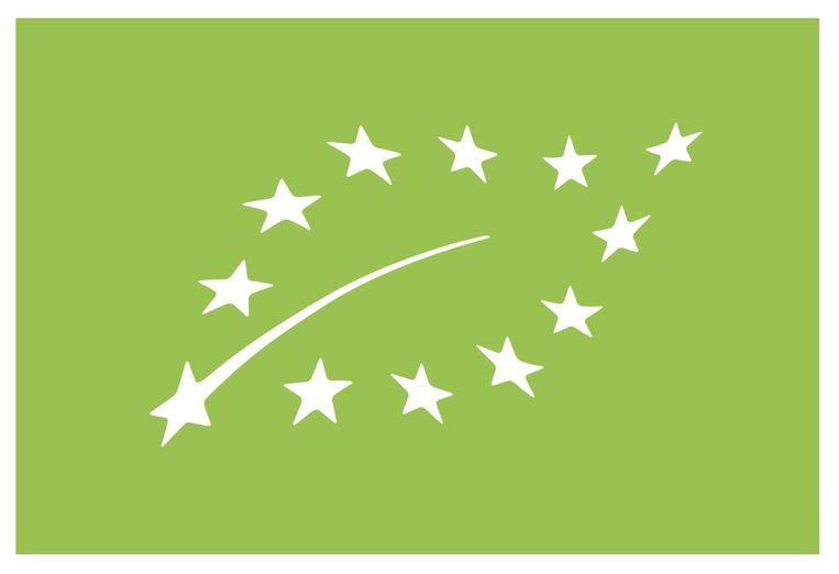 Het Europese biolabel.