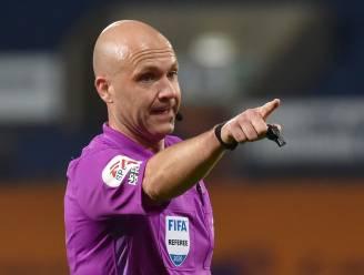 Engelsman Anthony Taylor fluit duel tussen Club en Lazio