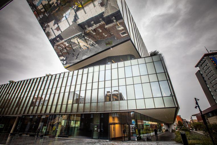 Stadhuis 't scheep in Hasselt