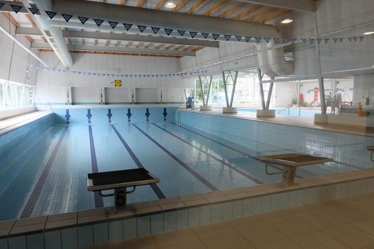 Het zwembad in Nijlen.