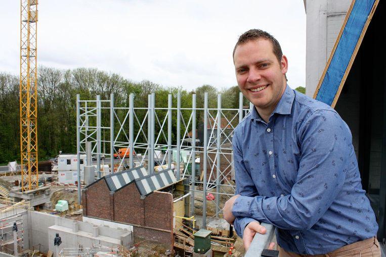 Nicolas Degryse, woordvoerder van brouwerij Omer Vander Ghinste.