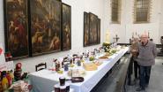 Pelgrimstafel opnieuw goed gevuld voor twaalf Antwerpse senioren