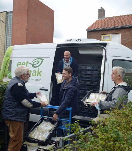 Soupalicious stouwt vriezers van Zierikzeese voedselbank vol met gratis soep voor klanten