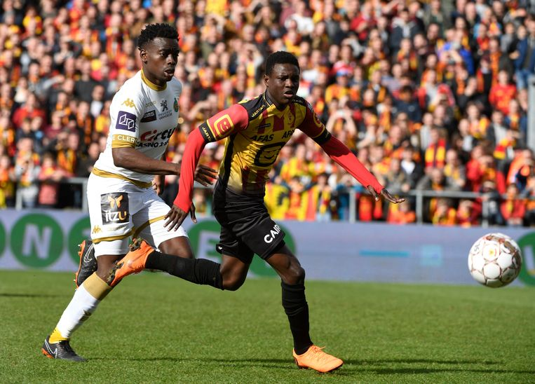 Hassane Bandé bij KV Mechelen