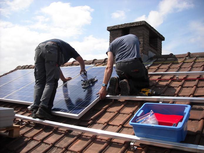 In de gemeente Eersel komen zonnepanenelen op de daken van diverse gemeentelijke gebouwen.