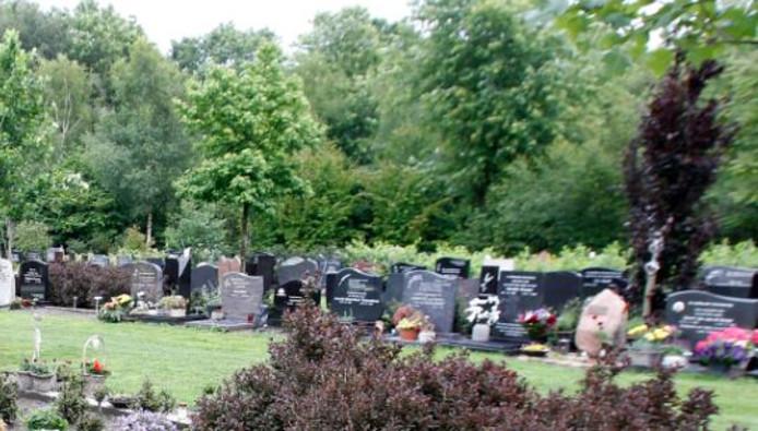 Foto uit archief ter illustratie, begraafplaats de Bovenheigraaf