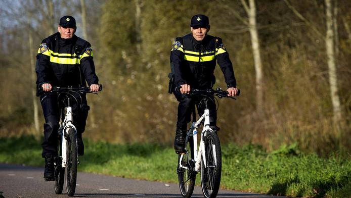 Krijgt de politie in Houten straks fietsen met zwaailichten en sirene?
