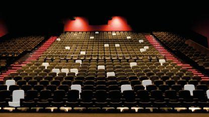 Eerbetoon slachtoffers Bende van Nijvel met 28 lege zitjes in bioscoop tijdens 'Niet Schieten'