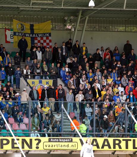 Supporters RKC in de ban van hét bekerduel met Willem II