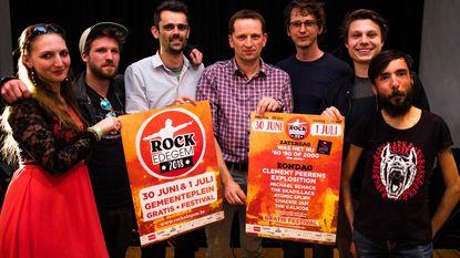 Rock Edegem pakt uit met Clement Peerens Explosition