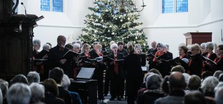 Sfeervol kerstconcert in Werenfriedkerk Westervoort
