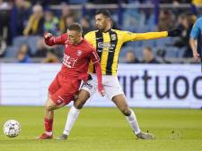 Vitesse-talent Yassin Oukili op weg naar uitgang: RKC in beeld