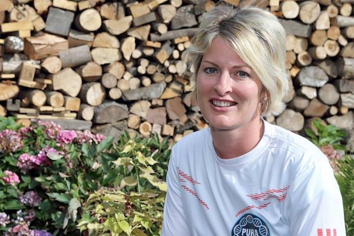Marian van der Klooster hoopt de Omloop binnen 24 uur te voltooien. Chris van Klinken/pix4profs