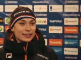 Femke Kok: 'Ik ben heel blij dat ik er zo voor sta'