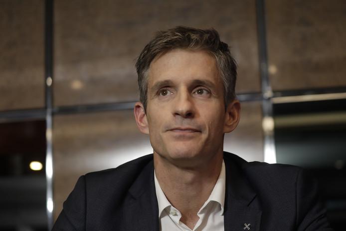 Guillaume Boutin, le nouveau patron de Proximus.