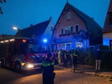 Alerte buren voorkomen woningbrand in Baarn