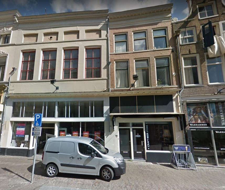 Sassenstraat 11 in Zwolle, waar de museumstichting in het najaar zetelt.