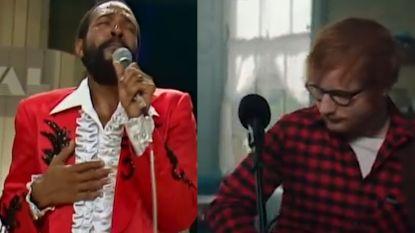 VIDEO. Pleegt Ed Sheeran plagiaat met dit nummer? Luister en oordeel zelf