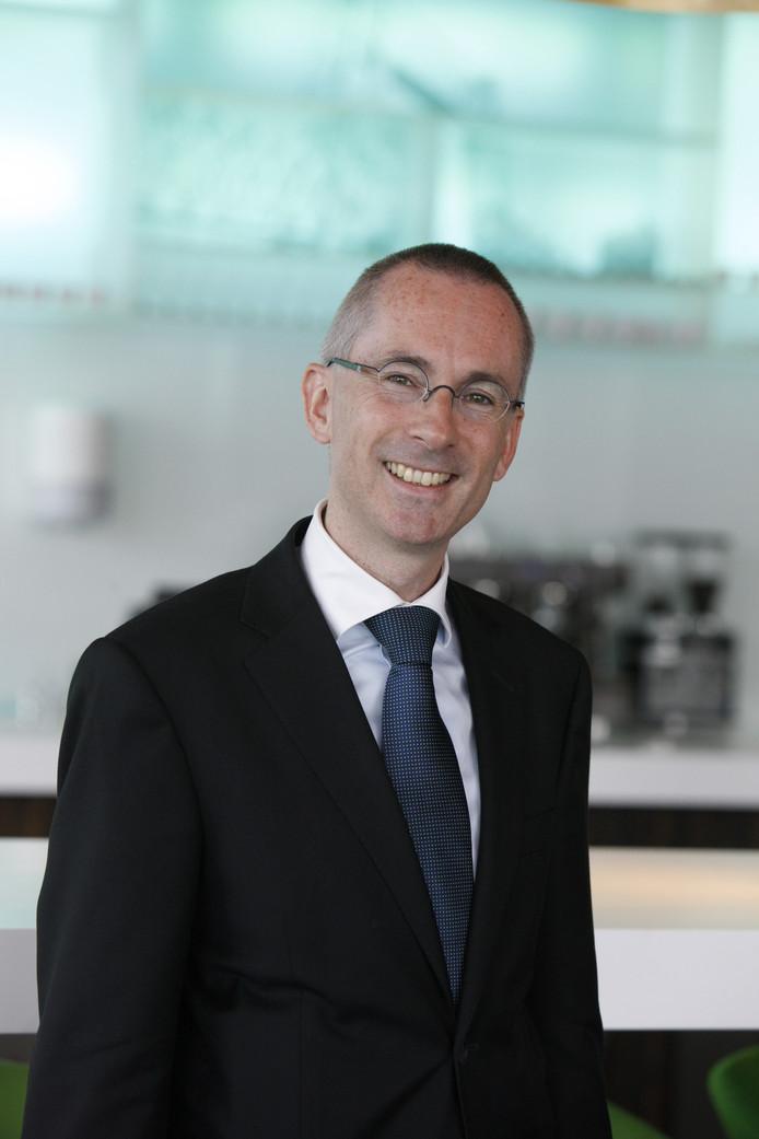 Roger Dassen, financieel topman van ASML vanaf 1 juni 2018.