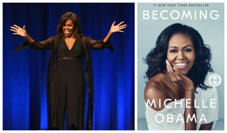 Michelle Obama - 'Becoming'