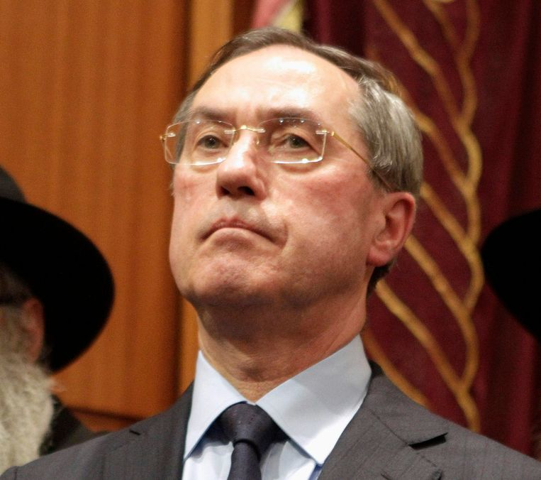 Minister van Binnenlandse Zaken Claude Guéant