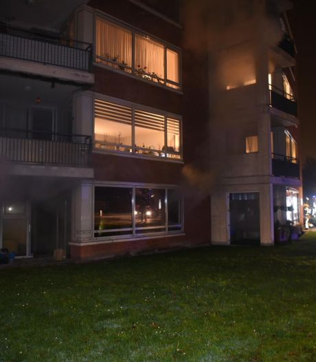 Dode gevonden bij brand in appartement in Almelo