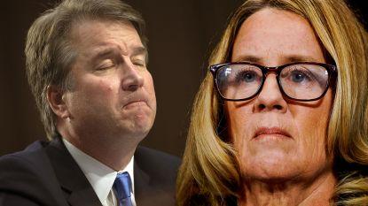"""HERLEES: Kavanaugh meermaals in tranen tijdens hoorzitting: """"Mijn dochter wilde voor Ford bidden"""""""