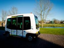 De toekomst begint op Schouwen-Duiveland met deelauto's en zelfrijdende bussen