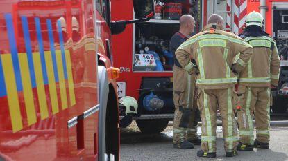 Brandweer kan brand in loods snel blussen