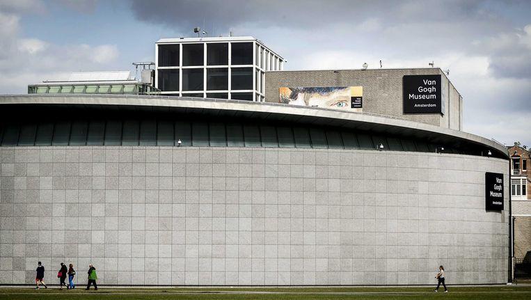 Het Van Gogh museum. Beeld epa
