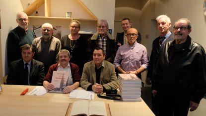 Rumesta giet geschiedenis van Terhagen in boekvorm