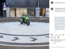 De 'lompe groene ondingen' hebben nu ook Instagramaccount: Misplaatste Scooters