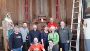 CD&V-leden geven Kruiskapel poetsbeurt