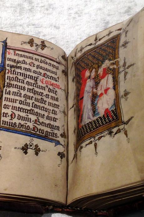 Getijdenboek van 120.000 euro uit Batenburg