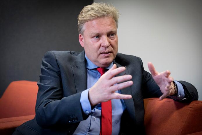 Burgemeester Mark Buijs voorspelt dat Boxtel volgend jaar minder hoog staat op de lijst van gemeenten met de meeste criminaliteit. Nu staat Boxtel op plaats 86.