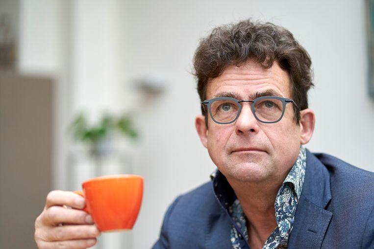 Bert van Boggelen, hij vertrekt bij De Normaalste Zaak. Beeld Phil Nijhuis