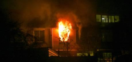 Flinke schade na uitslaande brand Zutphen, bewoners gered