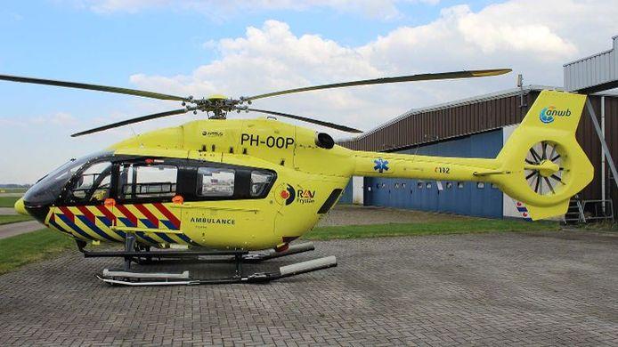 Een vijfde traumaheli gaat intensive care-patiënten vervoeren.