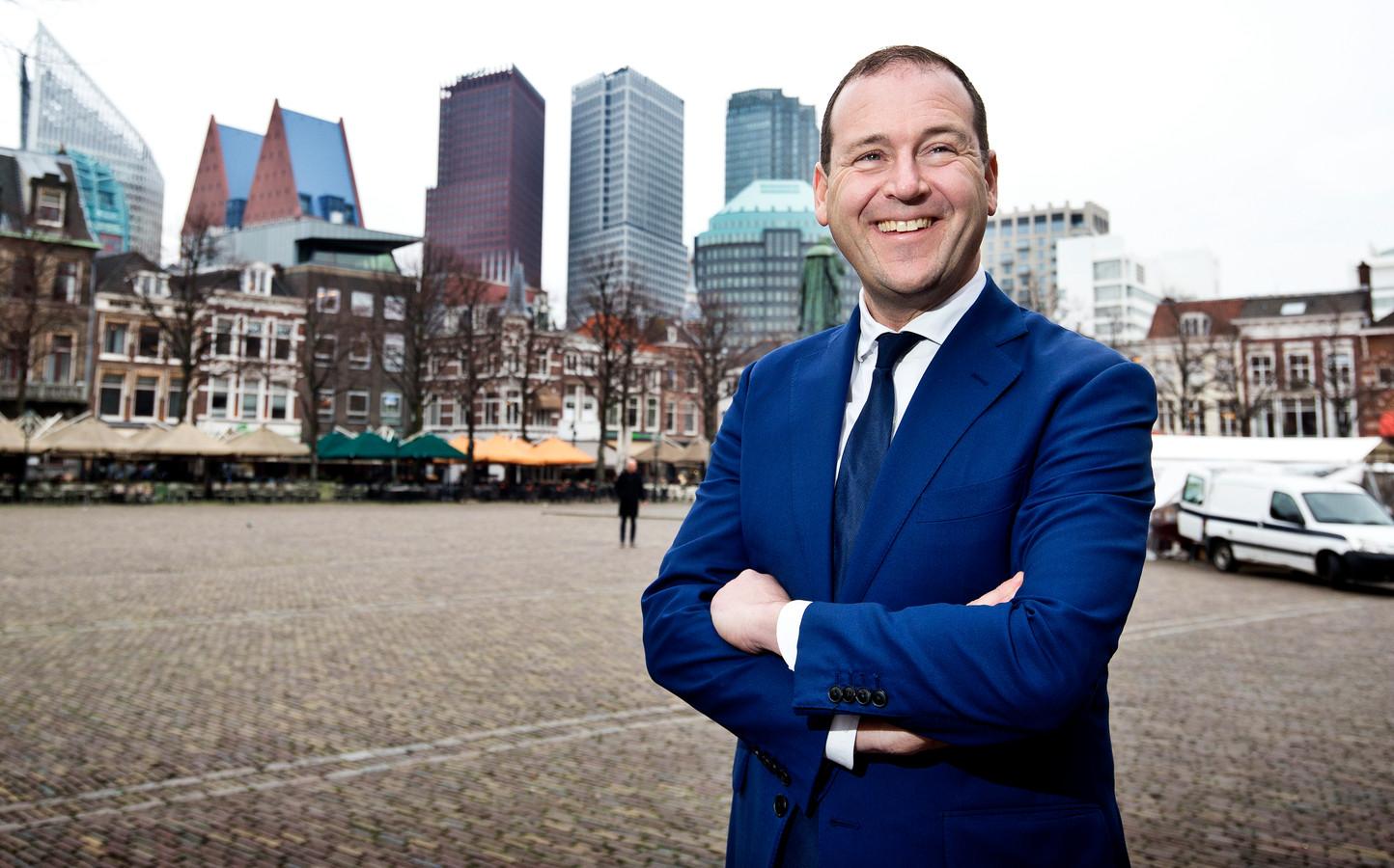 PvdA fractievoorzitter Lodewijk Asscher